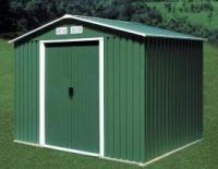 Casetas y cobertizos jardin casetas y cobertizos de resina para jardin en espa a piscinas gre - Cobertizos de resina ...
