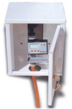 Armario de proteccion para programador de riego inox for Reloj programador piscina precio