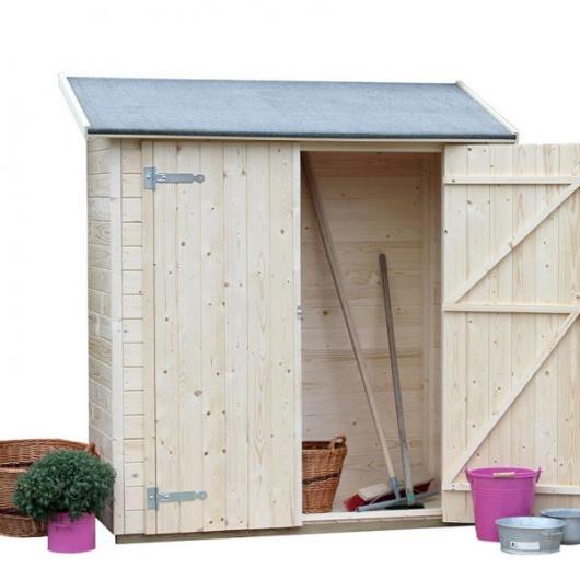 Caseta cobertizo de madera marge gardiun para jardin - Caseta de madera para jardin ...