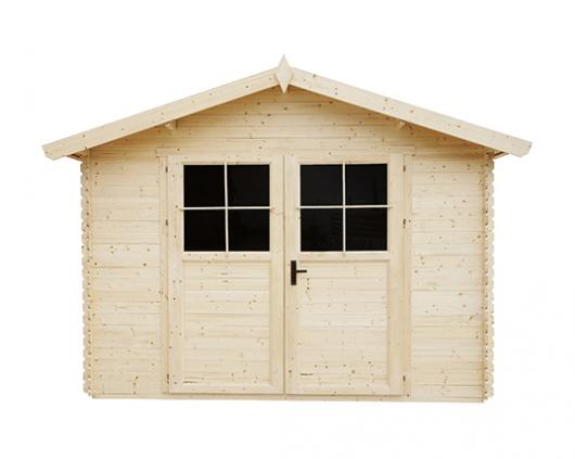 Caseta cobertizo de madera petrov gardiun para jardin - Cobertizo de jardin ...