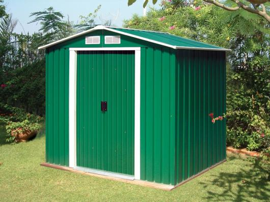 Casetas de jardin metalicas casetas de jardin brico depot for Casetas de jardin metalicas