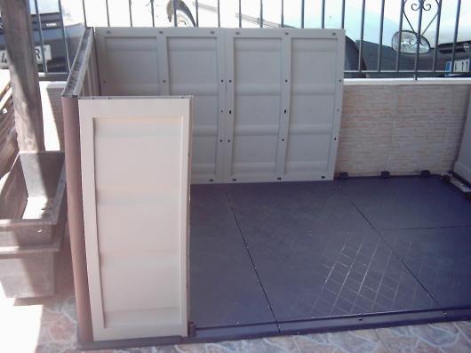 Caseta cobertizo resina jardin motril duramax casetas y cobertizos jardin casetas cobertizos - Cobertizos de resina ...