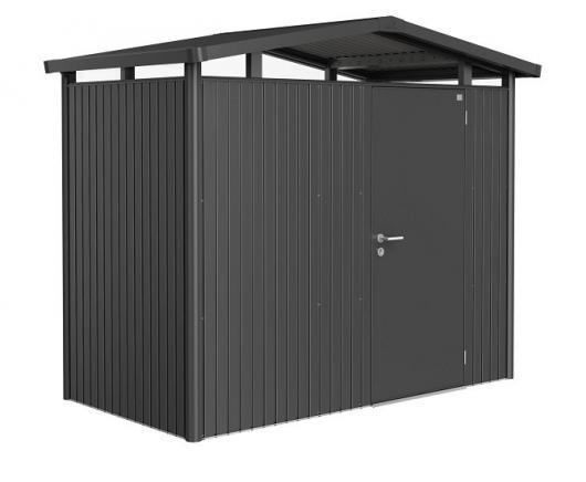 Caseta metalica biohort jardin panorama p1 casetas y cobertizos jardin casetas cobertizos - Casetas de metal ...