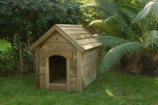 Casetas para perro jardin jaulas para animales for Antas jardin