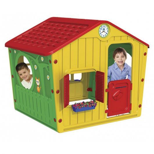 Casita Infantil Outdoor Toys Galilee Casa Pueblo Juegos Infantiles
