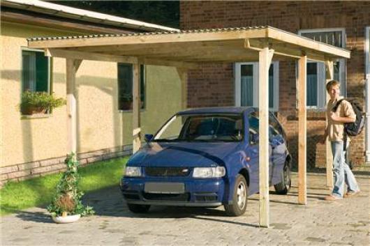 Cenador pergola madera jardin gazebo de kompact l garaje pergolas cenadores y arcos de madera - Garajes para coches ...