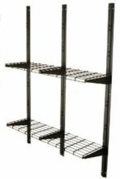 Kit estanteria para casetas suncast bms a1s casetas y cobertizos jardin casetas cobertizos - Cobertizos de resina ...