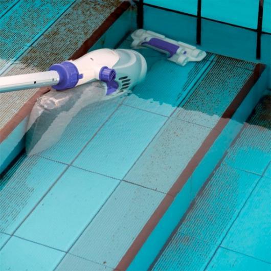 Limpiafondos electrico autonomo gre con baterias piscinas gre desmontables limpiafondos - Limpiafondos piscina electricos ...