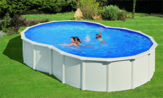 Liner gre forma de ocho alto mtsx mtsx piscinas gre piscinas gre desmontables - Liner para piscinas precio ...