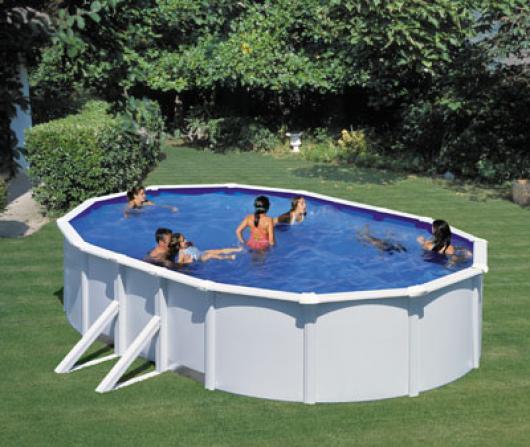 Liner gre ovalado alto mtsx mtsx piscinas for Liner para piscinas desmontables
