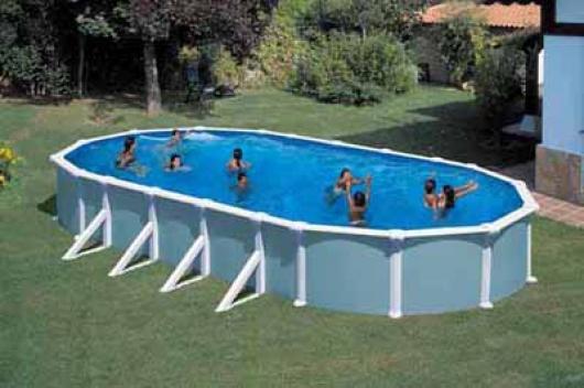 Liner gre ovalado alto mtsx mtsx piscinas for Liner para piscinas gre