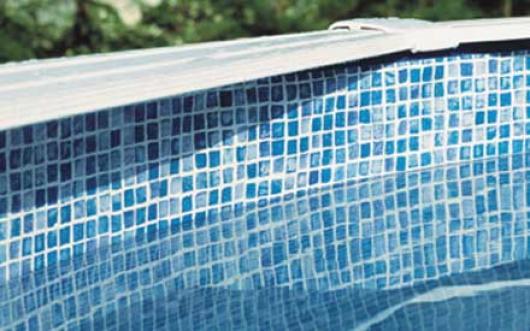 Liner gre ovalado alto mtsxlargo piscinas gre for Liner para piscinas gre