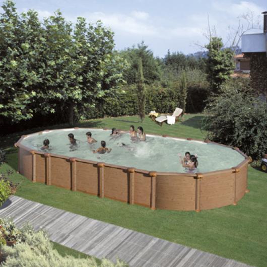 Liner gre ovalado alto mtsxlargo 10 mtsxancho for Liner para piscinas desmontables