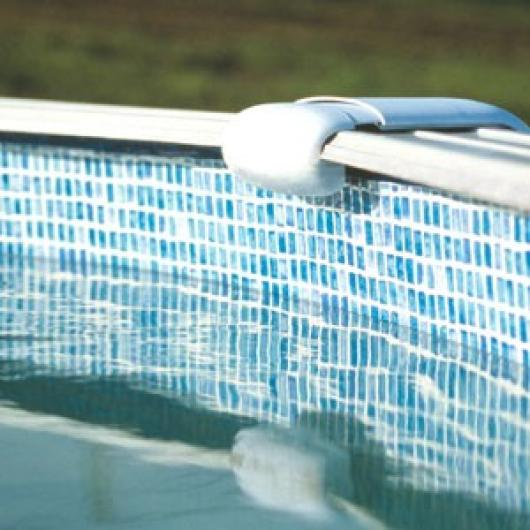 Liner gre ovalado alto mtsxlargo x piscinas for Liner piscinas gre