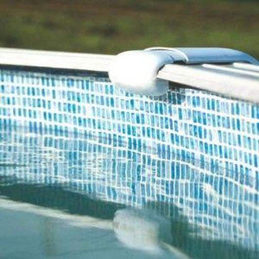 Liner gre redondo alto mts x mts gresite for Liner piscinas desmontables