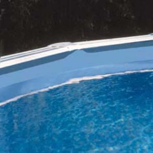 Liner gre redondo alto mts x 3 5 mts piscina gre azul for Piscina 1 20