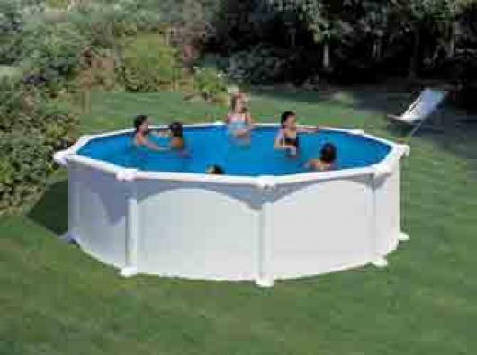 Liner gre redondo alto mts x 4 6 mts piscinas gre 75 for Liner para piscinas desmontables