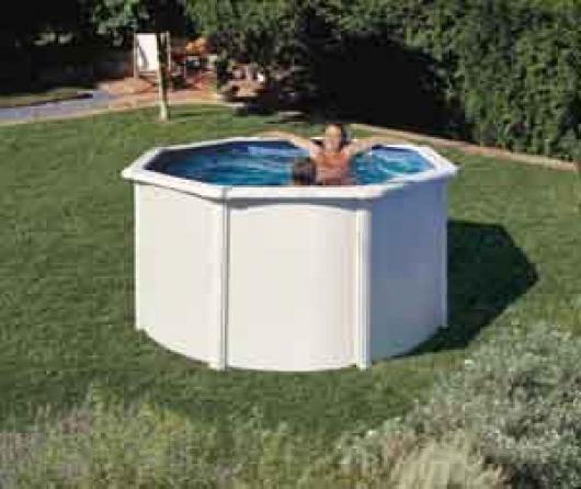 Liner gre redondo alto mts x diametro piscinas for Liner para piscinas desmontables
