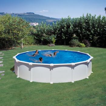 Liner gre redondo alto mts x diametro 6 4 mts for Liner para piscinas desmontables