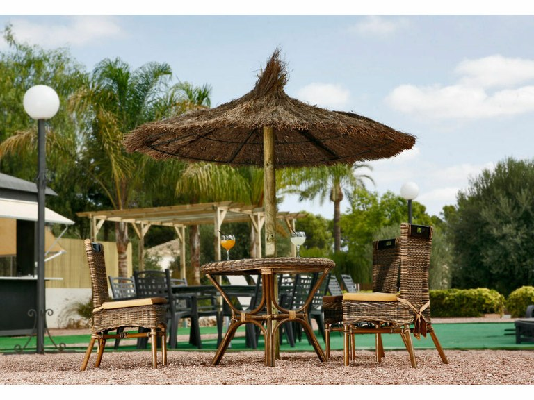 Parasol sombrilla de brezo 2 mts jardin para playa y - Sombrillas y parasoles ...