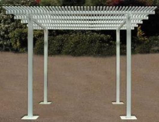 pergola de pvc jardin duramax pergolas cenadores y arcos de madera jardin cenadores y. Black Bedroom Furniture Sets. Home Design Ideas