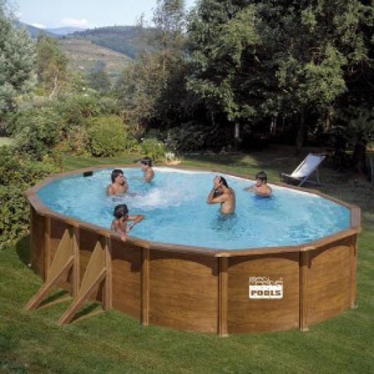 Piscina gre kit500w desmontable pacific piscinas gre for Piscina 1 20