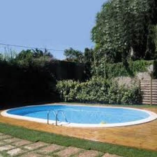Piscina gre ovalada enterrada kpeov5027 piscinas gre for Piscina 1 20