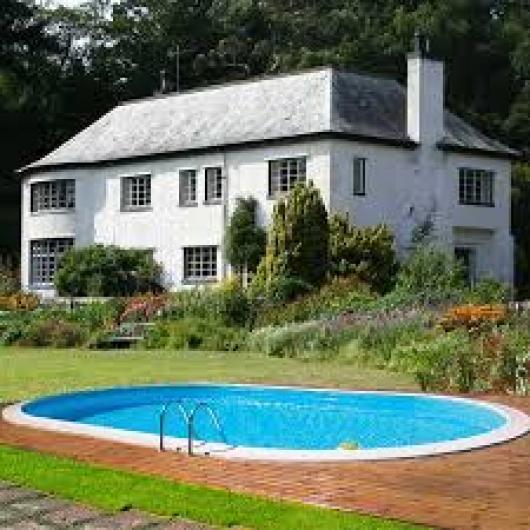 Piscina gre ovalada enterrada kpeov6059 piscinas gre alto x 6 x mts madagascar - Piscinas en alto ...