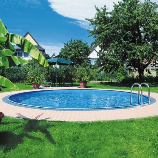 Piscina gre redonda enterrada kpe4259m piscinas gre alto x mts moorea piscinas gre - Piscinas en alto ...