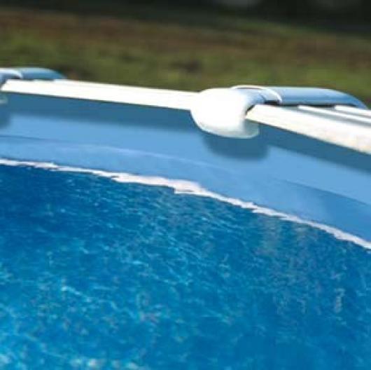 Piscina gre redonda granada kitpr558gf desmontable imitacion grafito gre piscinas gre - Piscina arabial granada precios ...