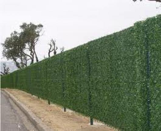 Seto artificial vallas de jardin fino 1 mts vallas y - Setos para vallas ...
