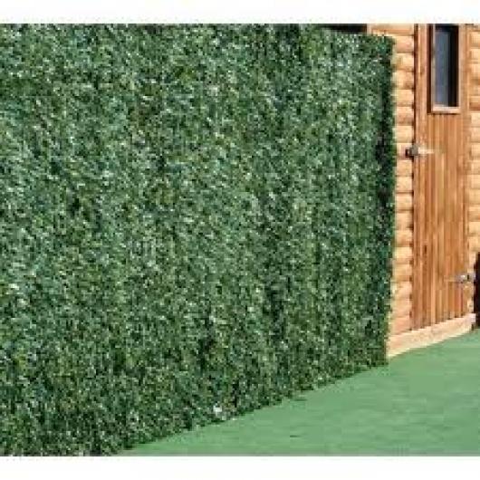 Seto artificial vallas jardin standard 1 5 mts vallas y - Setos para vallas ...
