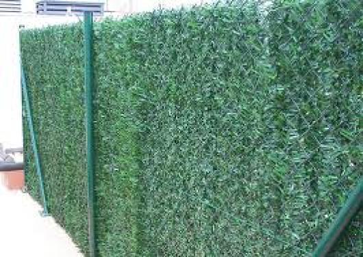Seto artificial vallas jardin standard 2 mts jardin - Setos para vallas ...