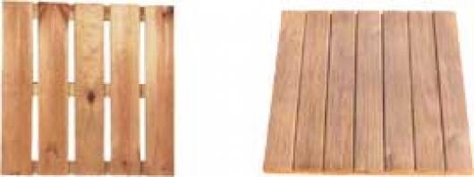 Tarima madera tratada jardin para suelo pergolas for Tarimas de madera para jardin